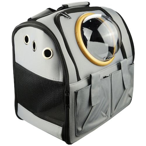 กระเป๋าสะพายสัตว์เลี้ยงอวกาศ